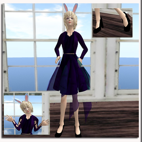 Kumin Free Dress
