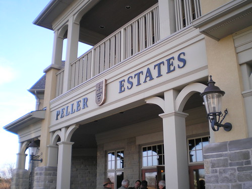 Peller Estates Dinner