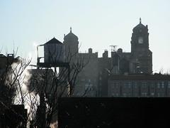 Manhattan rooftops (Ed Brodzinsky) Tags: newyorkcity rooftop architecture manhattan upperwestside penthouse beresford