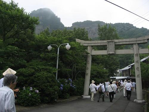 Shikoku pilgrimage(85 Yakuriji Temple,八栗寺)