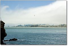 Summer in San Francisco-2 (Romair) Tags: sanfrancisco california fog scenic marincounty sanfranciscobay instantfave onlythebestare