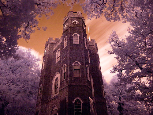 severndroog castle by andy linden