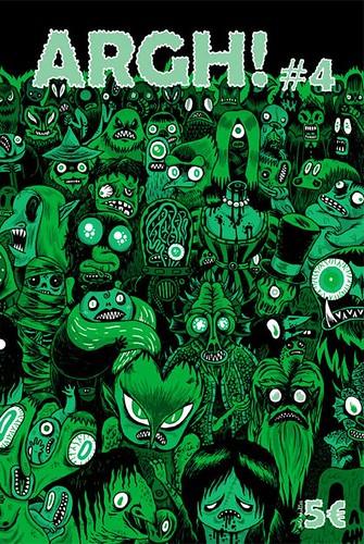 ARGH! 4, el verde