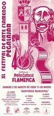XL Festival Arte Flamenco Pegalajar