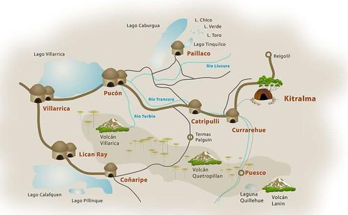 mapa de Kitralma