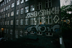 danskgraffiti (lngemnd) Tags: new old urban bird birds graffiti fuck graff dsf sancho kegr fys exploratin okegr spyo dsfys