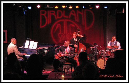 Hank Jones at Birdland, 8/8/08