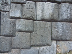 Construction company denies destroying Inca wall