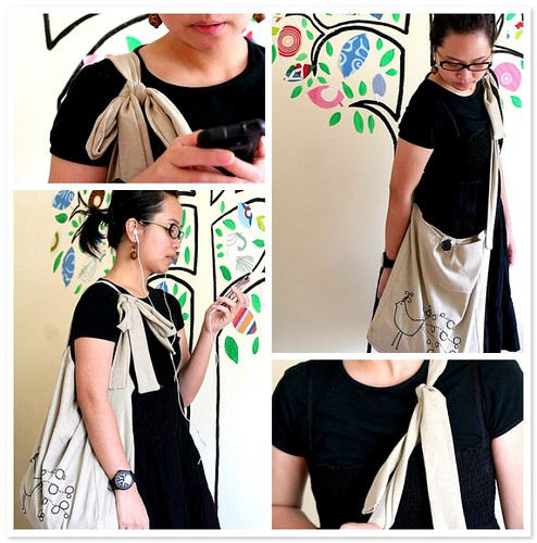 Project : Adjustable Bag