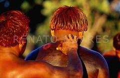 Renato Soares 07 - Mavutsinim - O ltimo Kuarup (www.renatosoares.com.br) Tags: brasil cores arte xingu ritual indios festa indigena etnias kuarup