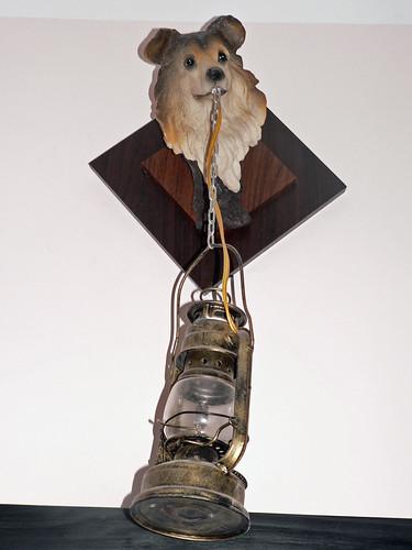 Lamp Crime