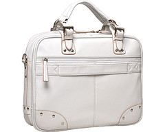 Clark and Mayfield's Parkside Laptop Bag - Back