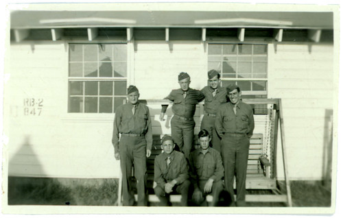 Five at the barracks