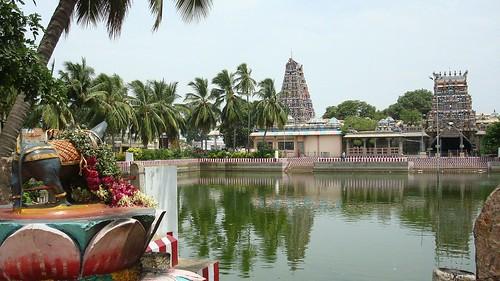 Pillyarpatti Sri Karpaga Vinayagar Temple