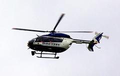 Symbolfoto - Polizeihubschrauber