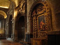 Jaca nave lateral Catedral de San Pedro Huesca 22 (Rafael Gomez - http://micamara.es) Tags: jaca nave lateral catedral de san pedro huesca aragon españa spain cathedral church kirk minster interior iglesia