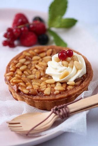 Pine Nut Tartelettes