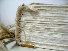 Cabeceado (Zoopress studio) Tags: detail paper notebook handmade crafts details workinprogress artesanal wip livro papel bookbinding headband caderno detalhe detalhes encadernação zoopress endband zoopressstudio cabeceado stealingisbadkarma