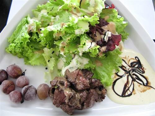 Basilio house salad