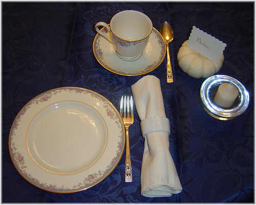 Dessert PlaceSetting