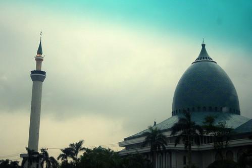 Masjid Agung Surabaya (2)