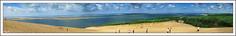 Los Clones Atacan! Arcachon (Mynth) Tags: sea sky france beach landscape bay mar sand dune playa paisaje panoramic arena cielo panoramica bahia clones duna francia plage arcachon bassin pyla aquitaine aquitania 10fotos arcaishon