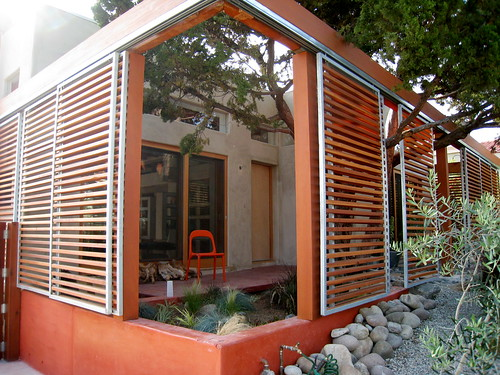 Retractable Facade,modern,house,design