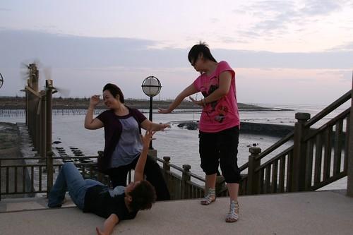 你拍攝的 20081003家庭_彰化王功之旅047.jpg。