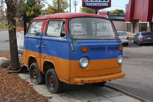 Shorty Volkswagen Bus