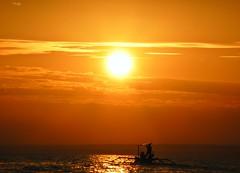 morningatsea3 (anjeelou) Tags: ocean sunset bali seascape beach seashore lovina kalibukbuk