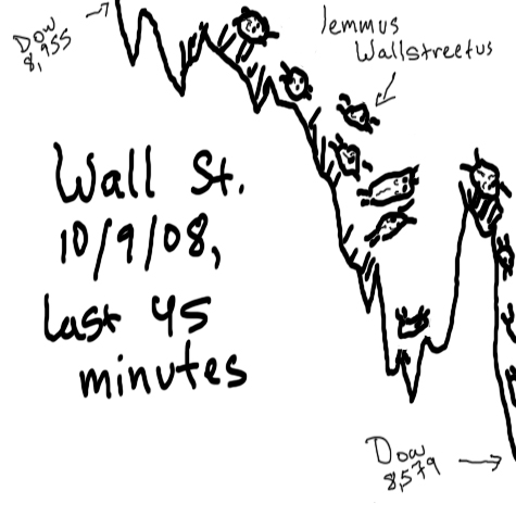 lemmus wallstreetus