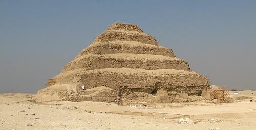Zosser pyramid