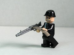 BrickArms MG42 prototype (Dunechaser) Tags: germany soldier lego thirdreich nazi wwii worldwarii german prototype weapon ww2 accessories minifig minifigs custom machinegun weapons worldwar2 prototypes accessory mg42 brickarms