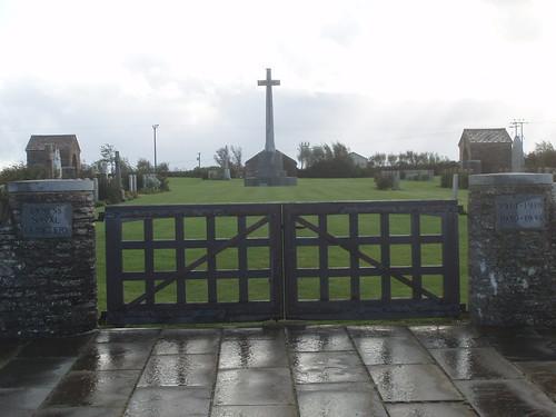Royal Naval Cemetery, Lyness