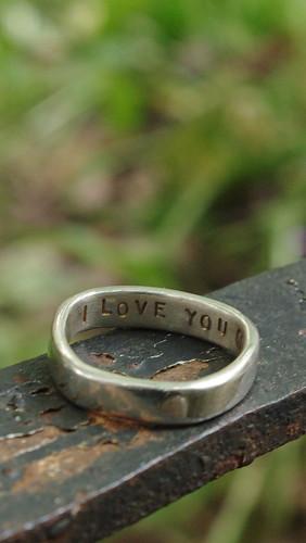 unique wedding rings Unique wedding ring photo ZestyBetsy