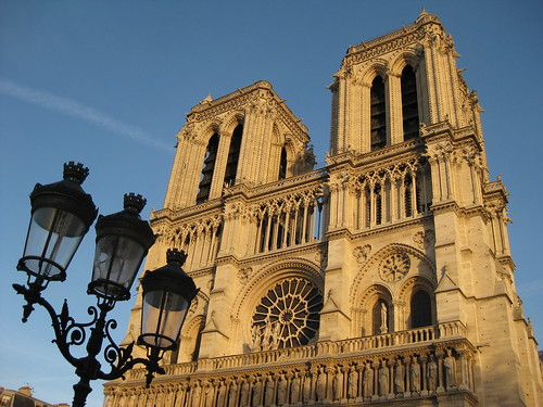 Un soir d'automne sur Notre Dame : Divin ;o)