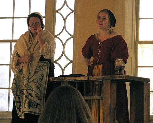 Additions Add Little to 'Crucible'