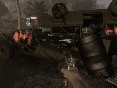 Far Cry 2 - Car Accidents 4