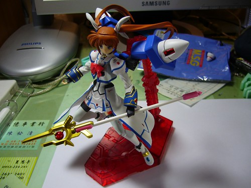 Double-O NANOHA