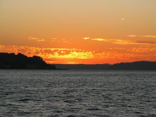 Sunset 10/26/2008