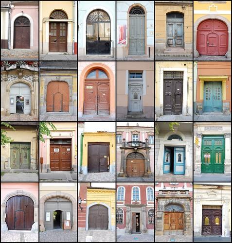 """Vác Gates & Doors - The """"Portrait"""" Collection"""