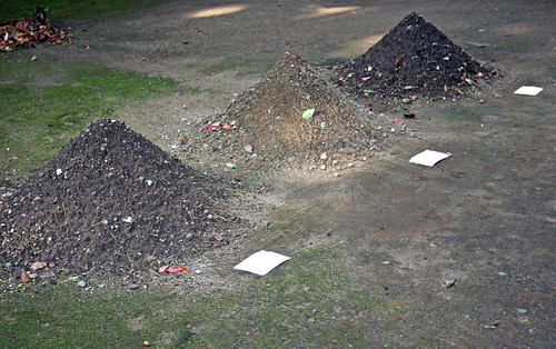 """Three Mounds"" by Yoko Ono - 6"