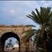 Ancient Roman Archway.