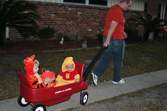 Trick or Treating: the spoiled way!