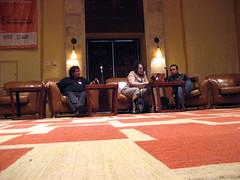 Mozilla México - Panel Mozilla-Microsoft. Foto cortesía de Javier Aroche