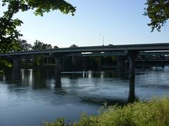 061808 1403 (Dougtone) Tags: park bridge building oregon downtown riverboat salem willametteriver