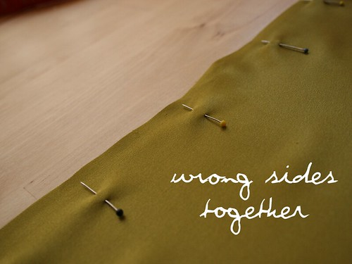 Tutorial: How to create a french seam | Colette Blog