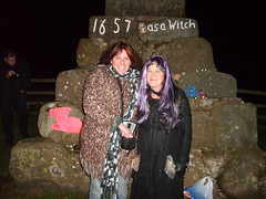 Picture 020 (rickiemclaughlan) Tags: halloween stirling perthshire crosses witches witchcraft pagans dunning burnedatthestake maggiewalls witchescross