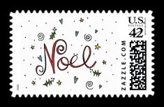 new postage design at zazzle