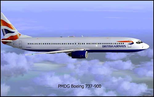 PMDG Boeing 737-900